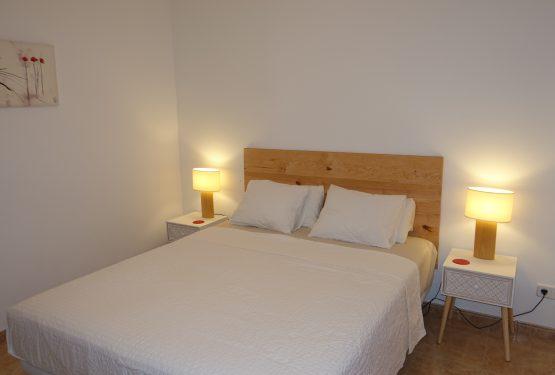 Master bedroom apartment 1