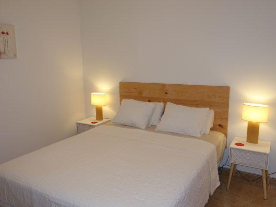 Masterbedroom appartement 1