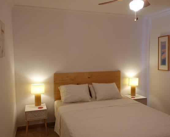 Masterbedroom appartement 2