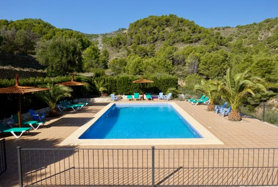 piscina piscina terraza terraza vista vista
