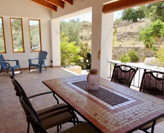 Appartement terrasse I